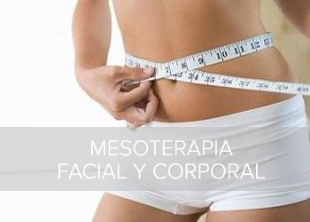mesoterapia facial corporal